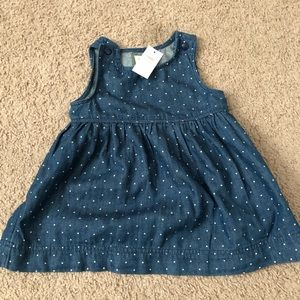 NWT Baby Gap Dress with bloomers